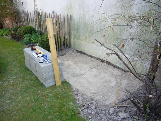 Outdoor Küche Fundament : Ich will ne outdoorküche